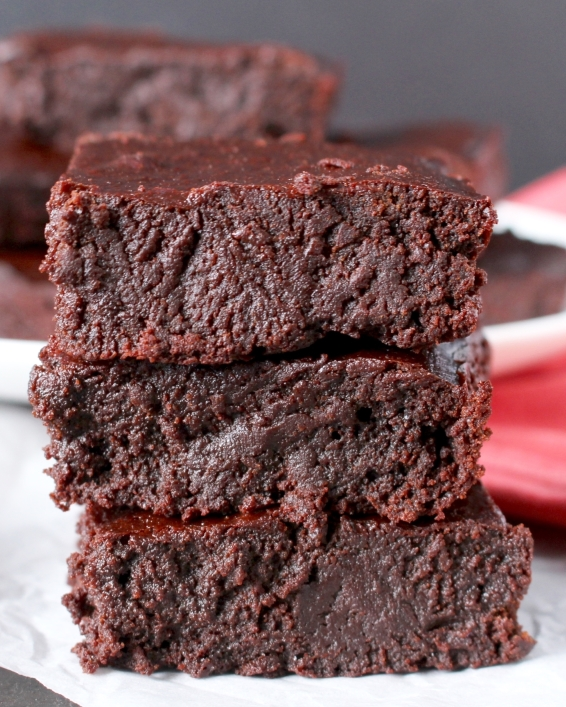 Quick & Easy Brownies (Cocoa Powder)